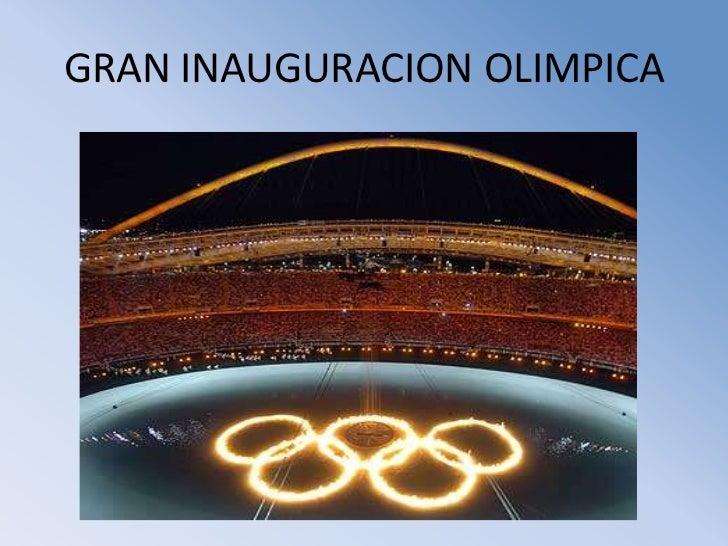 Juegos olimpicos Slide 2