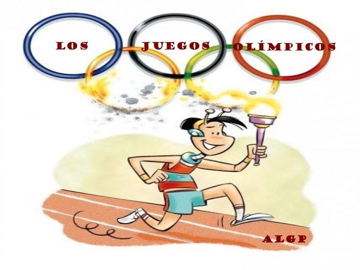 LOS JUEGOS OLÍMPICOS ALGP