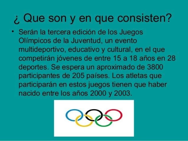 Juegos Olimpicos Juveniles 2018