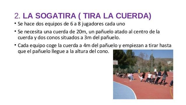 Juegos Tradicionales De Espana 1