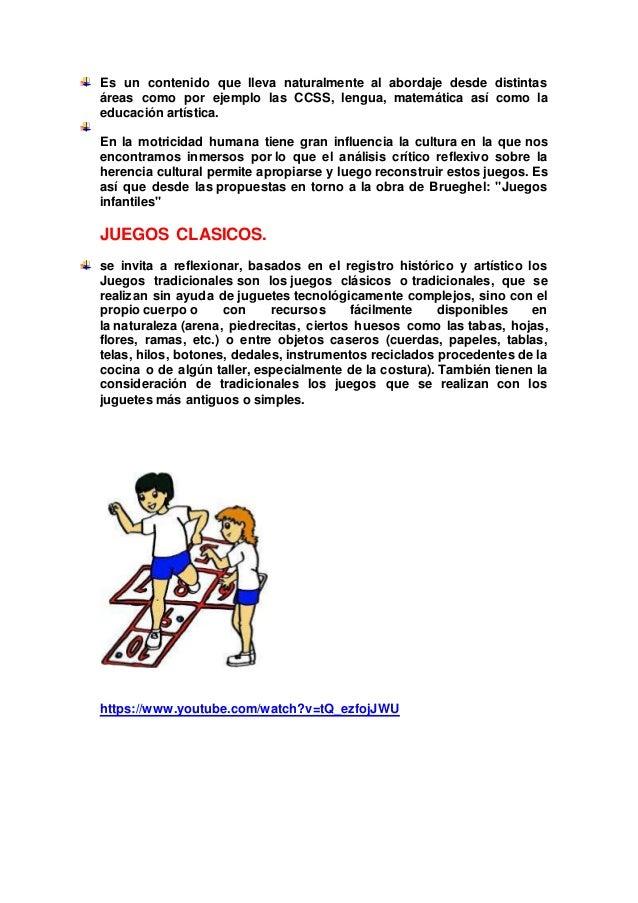 Juegos Populares Una Propuesta Para La Educación Física