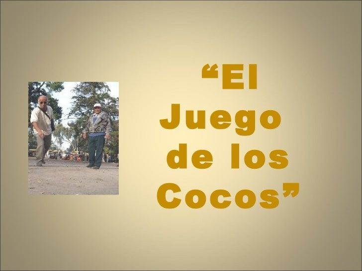 Juegos Tradicionales Ecuatorianos