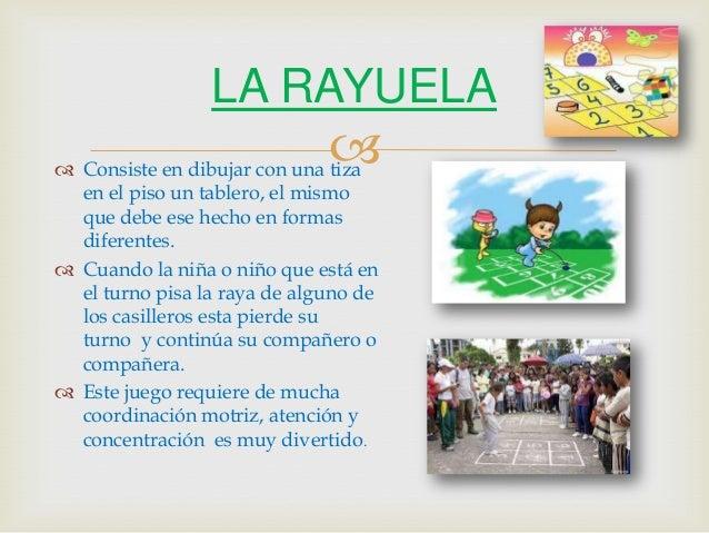Juegos Tradicionales Paola Pilar Guevara