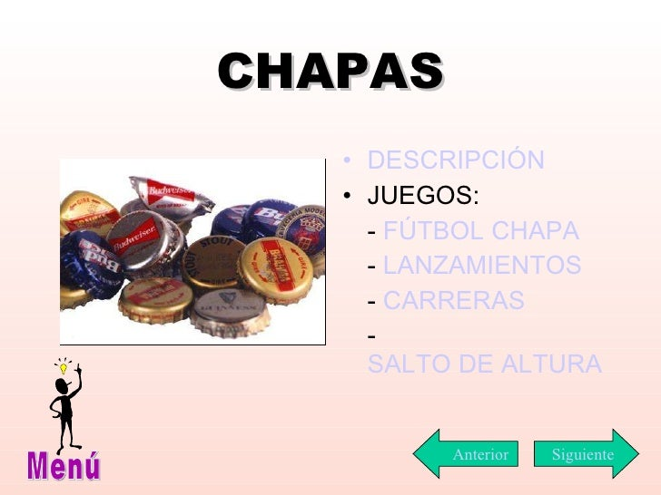 Juegos Tradicionales Power Point