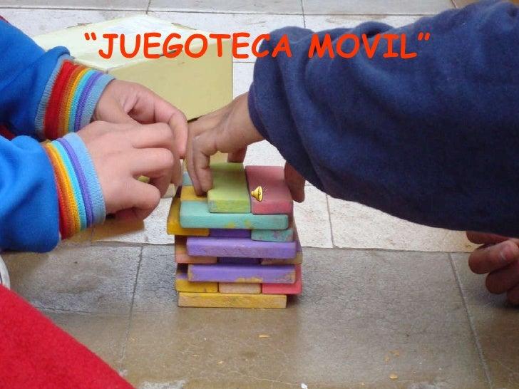 """ JUEGOTECA MOVIL"""