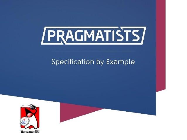 •  •  @krzysztofjelski  krzysztof.jelski@pragmatists.pl
