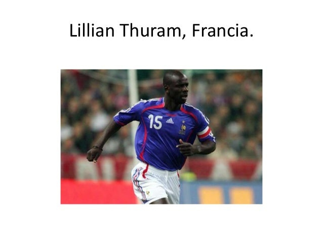 Lillian Thuram, Francia.