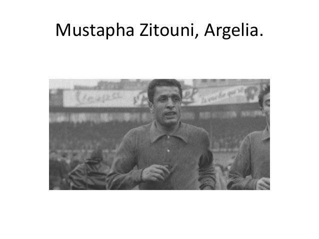 Mustapha Zitouni, Argelia.