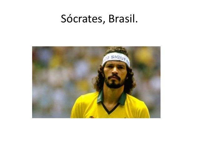 Sócrates, Brasil.