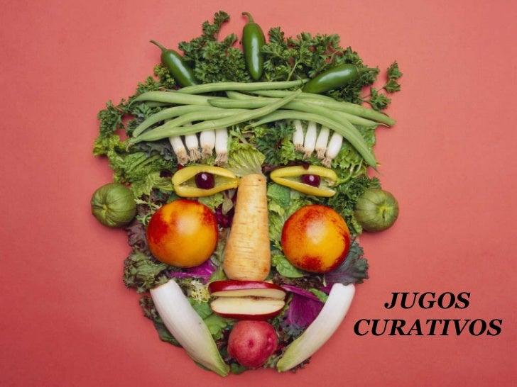 JUGOS CURATIVOS
