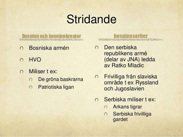 Start for bosnisk vapenvila