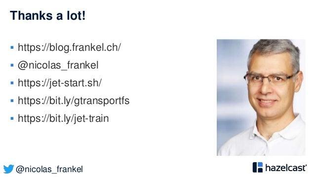 @nicolas_frankel Thanks a lot!  https://blog.frankel.ch/  @nicolas_frankel  https://jet-start.sh/  https://bit.ly/gtra...