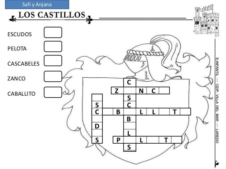 Safi y Anjana<br />ESCUDOS <br />PELOTA           <br />CASCABELES   <br />ZANCO              <br />CABALLITO       <br />...