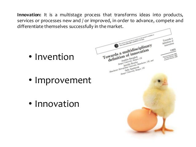 1 - Identify problems or trends 2 – Propose solutions 3 – Prepare a pilot / experiment 4 – Communicating the value of the ...