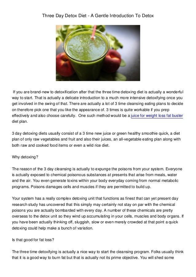 The Fat Buster Diet