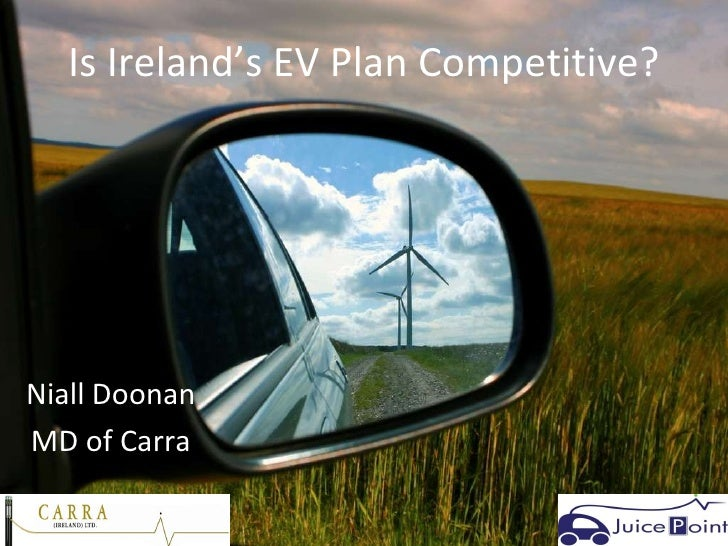 Is Ireland's EV Plan Competitive? Niall Doonan MD of Carra
