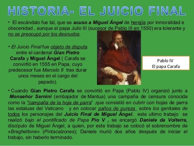 • Cuando Gian Pietro Carafa se convirtió en Papa (Pablo IV) organizó junto a Monseñor Sernini (embajador de Mantua) una ca...
