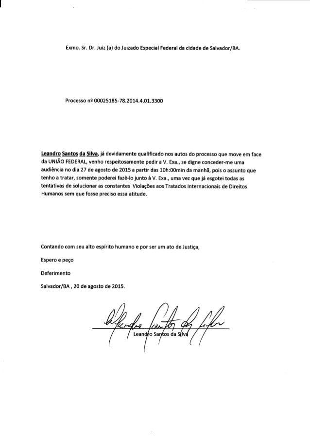 PODER JUDICIÁRIO JUSTIÇA FEDERAL DE 1.ª INSTÂNCIA SEÇÃO JUDICIÁRIA DA BAHIA JUIZADO ESPECIAL CÍVEL FEDERAL 15ª VARA 6C34D7...