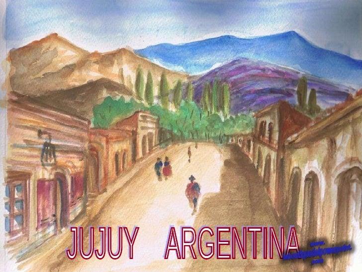 JUJUY  ARGENTINA