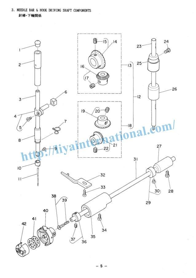 Juki ddl-5550-6 instruction manual (pdf format).