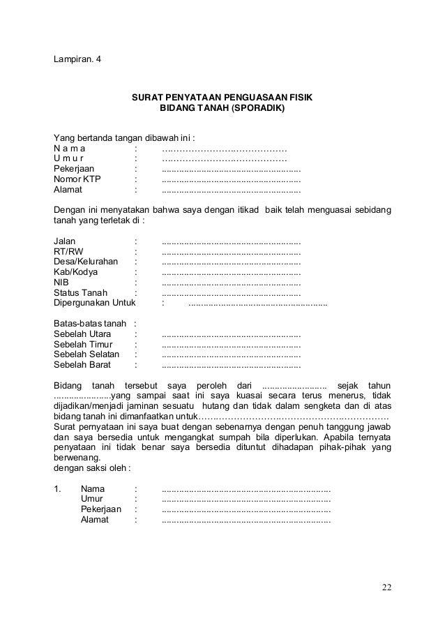 Petunjuk Pelaksanaan Kegiatan Inventarisasi Penguasaan ...
