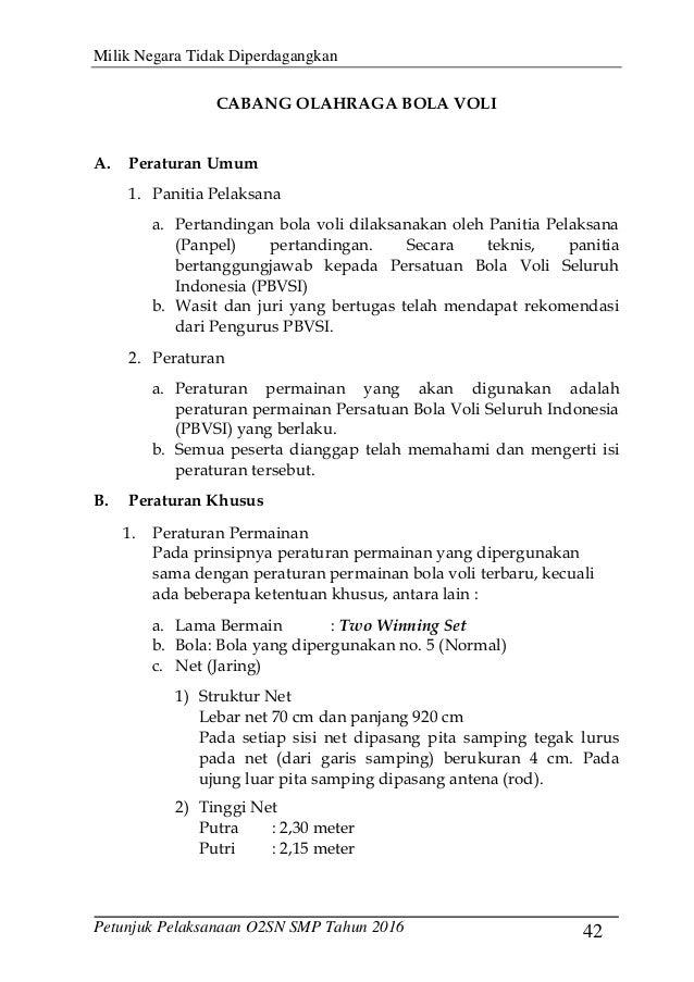 Surat Pengunduran Diri Organisasi Pencak Silat