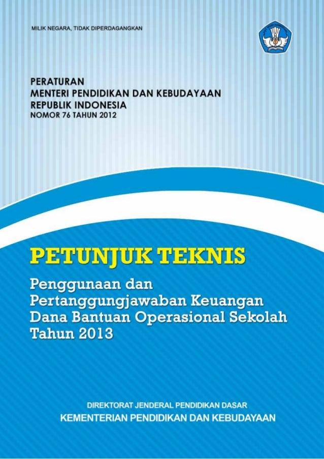 SALINAN  PERATURAN MENTERI PENDIDIKAN DAN KEBUDAYAAN REPUBLIK                       INDONESIA                       NOMOR ...