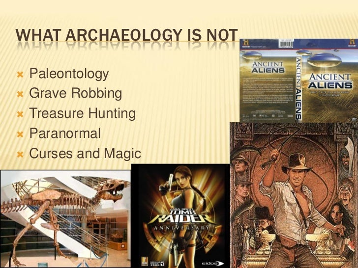 an introduction to the archaeologists Overview this course provides an introduction to theory and methods in  archaeological research, data collection, and analysis the objective is to  familiarize.