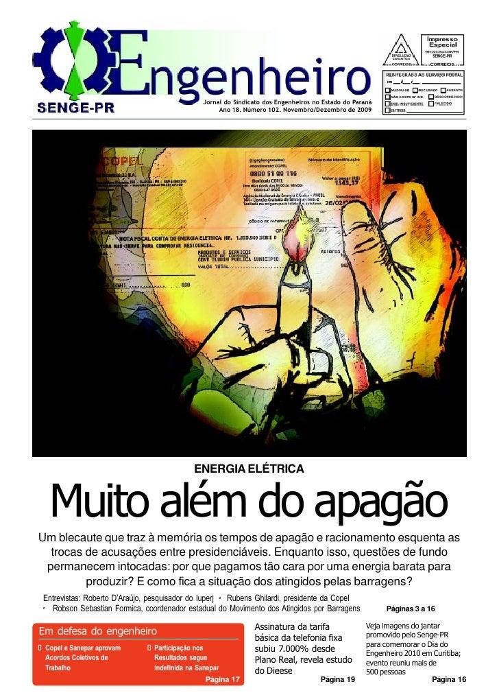www.senge-pr.org.br                                                     Jornal do Sindicato dos Engenheiros no Estado do P...