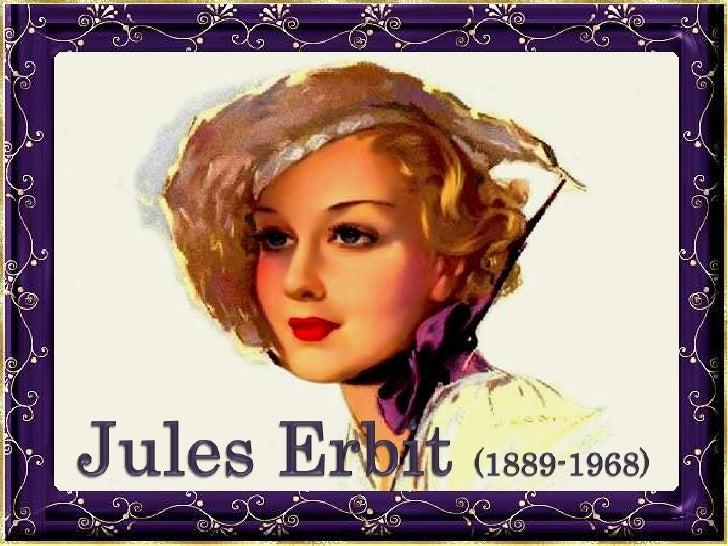 Jules Erbit (1889-1968)<br />