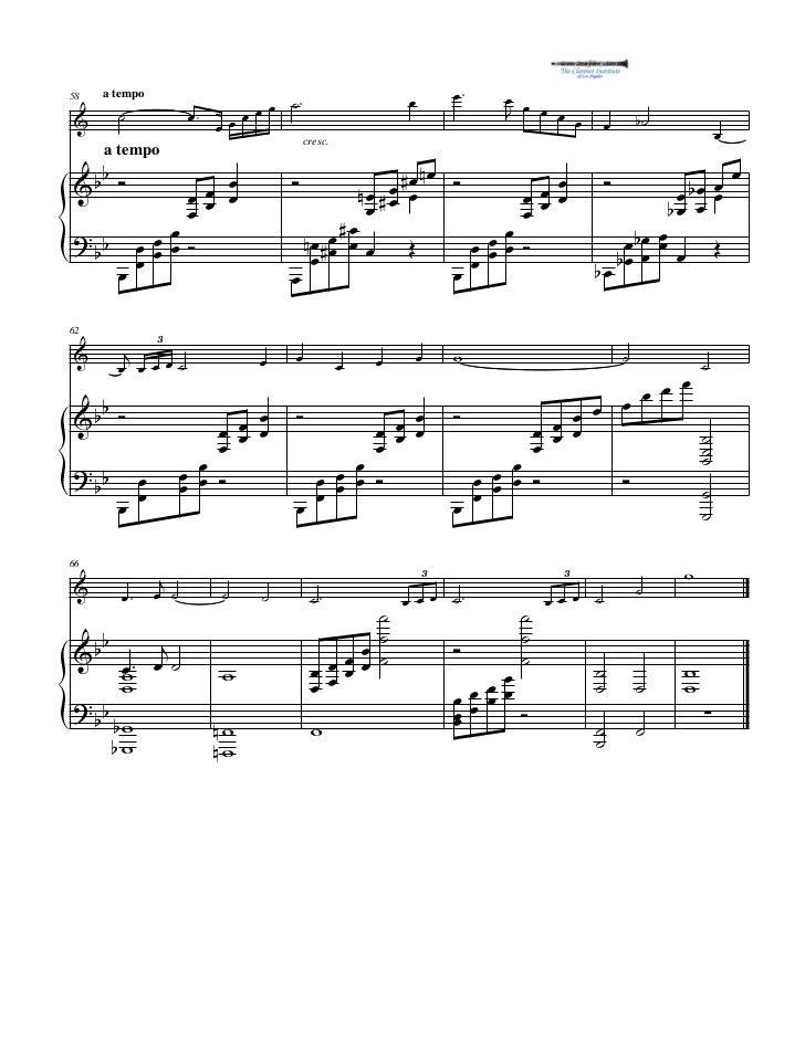Jules Massenet Meditation From Thais Clarinette Et Piano