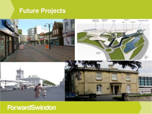 Swindon Town centre regeneration story July 2014