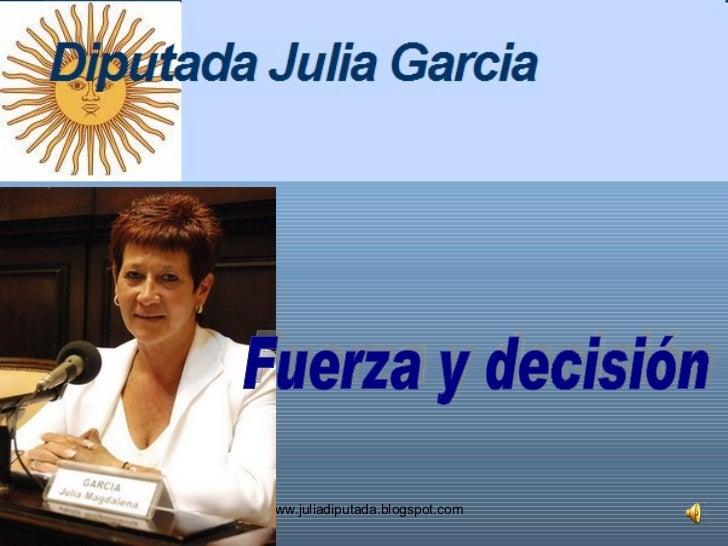 www.juliadiputada.blogspot.com