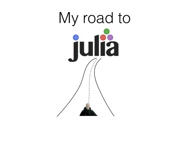 My road to