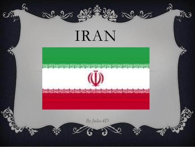 IRAN  By Julia-4D