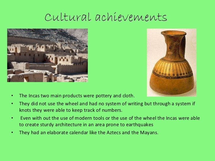 the development of inca daily life essay The incas never invented the wheel  yet, high in the rugged andes mountains  of south america, the incas built thousands of  daily life in the inca empire.