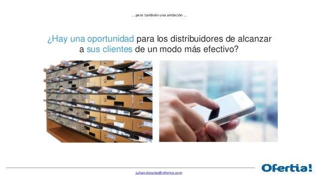 julian.decabo@ofertia.com El escenario: Penetración de smartphones por países