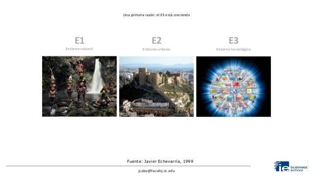 jcabo@faculty.ie.edu Lo que pone a mi mundo en vanguardia del crecimiento económico Fuentes: Fabernovel, Capital IQ, KPCB ...
