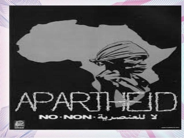 O que significa APARTHEID?