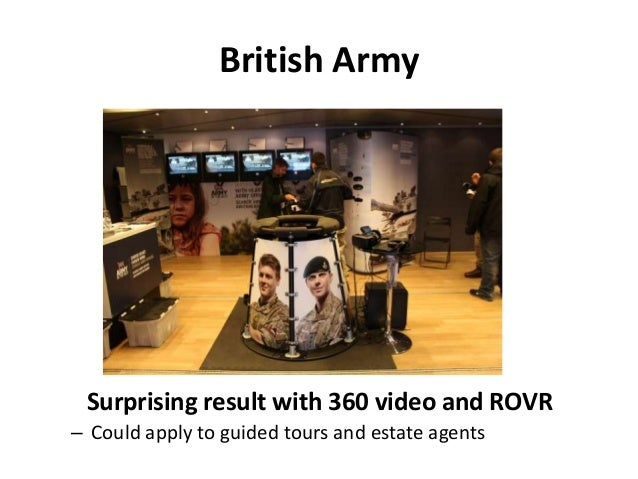 Ongoing B2B examples Samsung Olympic experience ROVRs sent to Unity offices