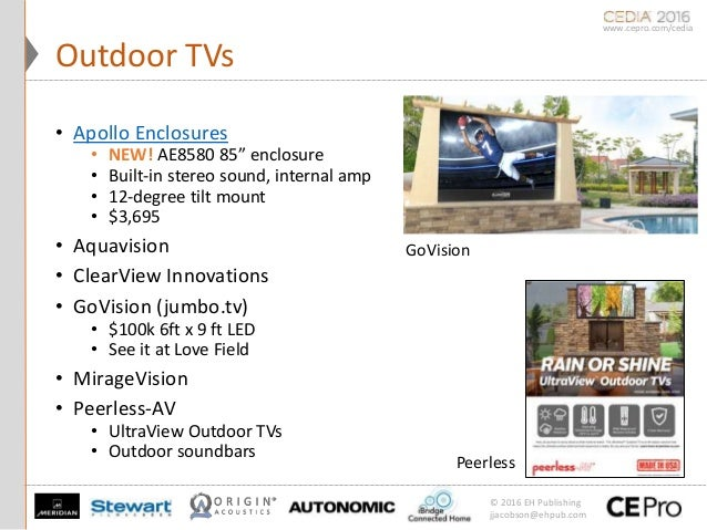 Slideshare Julie Jacobson S Ultimate Preview Of Cedia