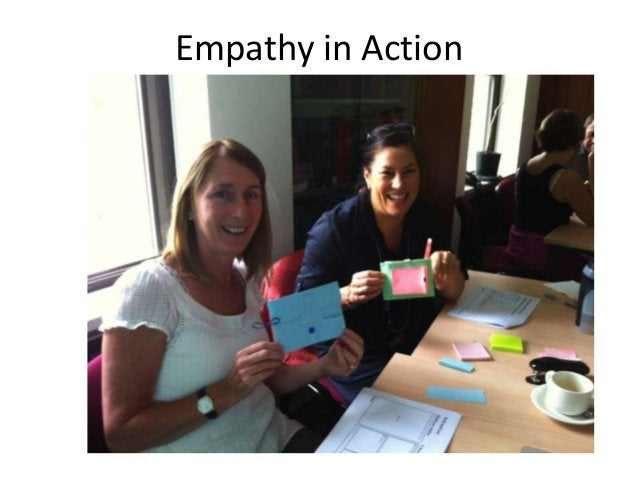 Empathy in Action