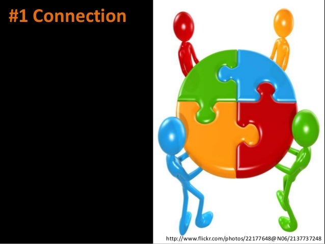 #1 Connection                http://www.flickr.com/photos/22177648@N06/2137737248