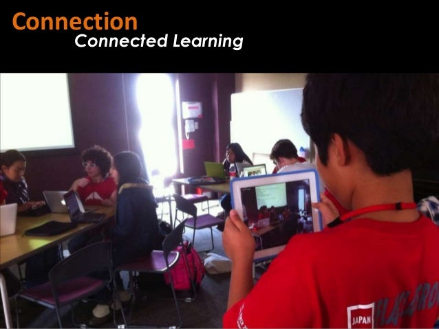 Connection    Connected Learning