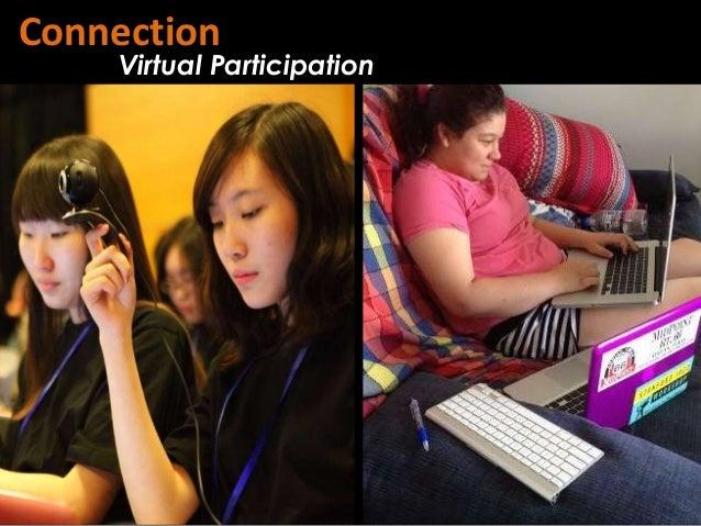 Connection    Virtual Participation