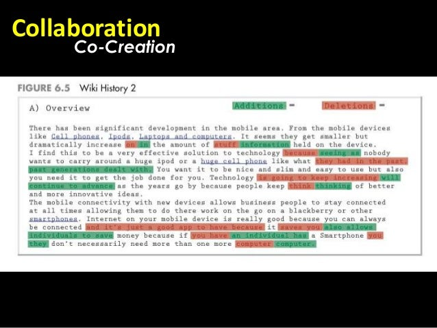 Collaboration     Co-Creation