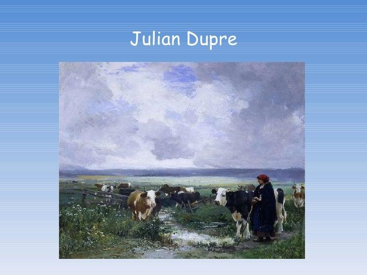 Julian Dupre
