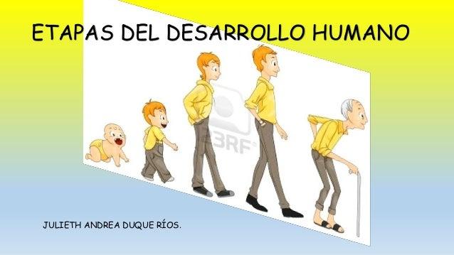 ETAPAS DEL DESARROLLO HUMANOJULIETH ANDREA DUQUE RÍOS.