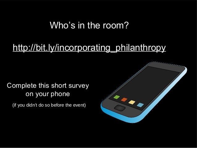 How To Integrate Philanthropy Into Your Enterprise (Silicon Valley Innovation Center) Slide 2
