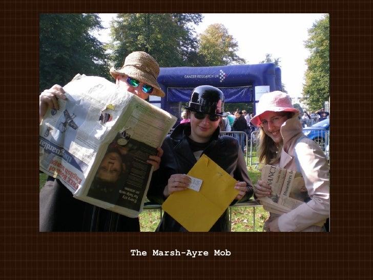The Marsh-Ayre Mob